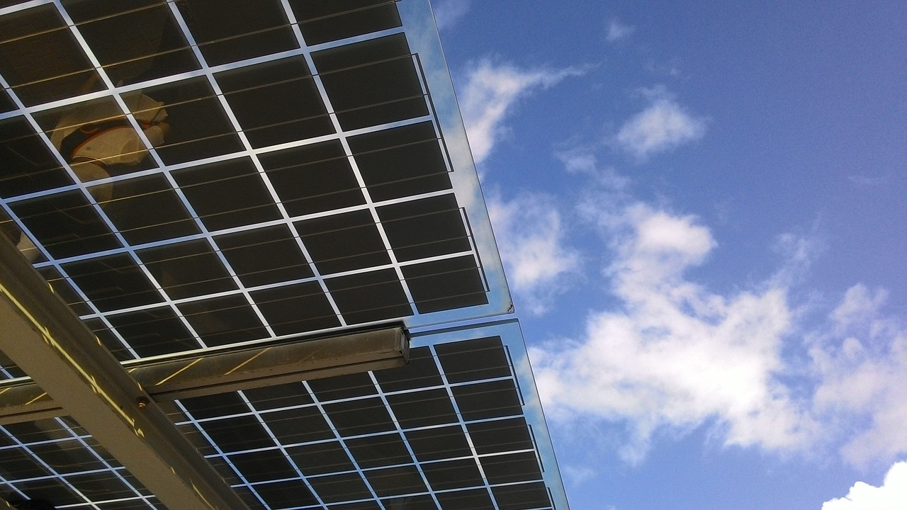 Parabolic solar collectors